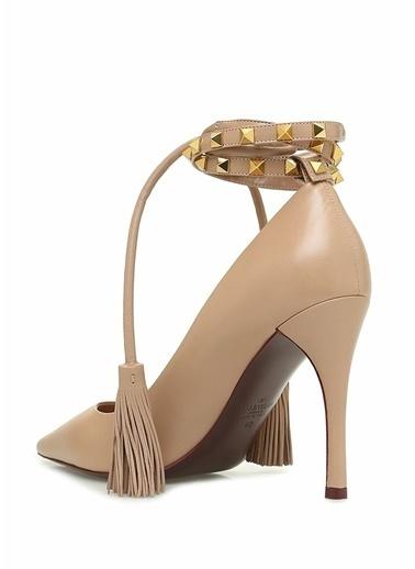 Valentino Garavani Ayakkabı Pudra